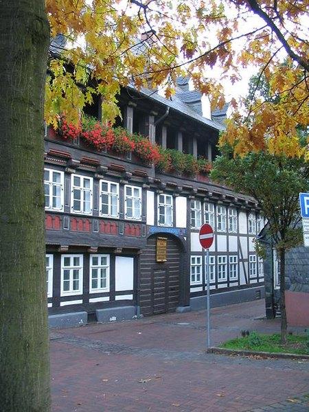 willkommen in goslar ferienwohnung ackerb rgerhaus beck in goslar. Black Bedroom Furniture Sets. Home Design Ideas